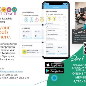Bangkok Health Coach Online Training