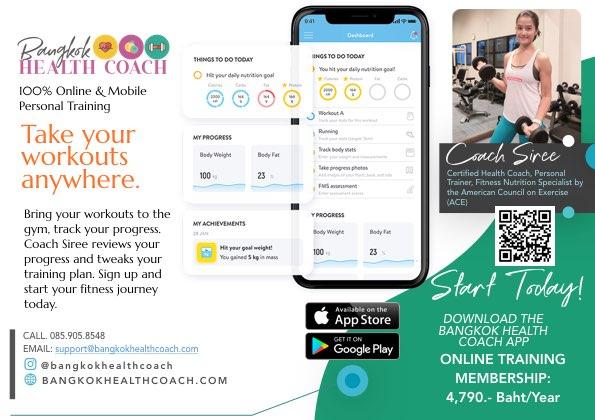 Bangkok Health Coach Online Training